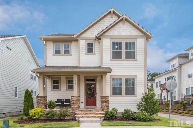 313 Crossland Drive, Chapel Hill, NC 27517 (#2387643) :: Triangle Top Choice Realty, LLC