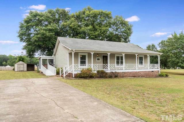 2205 Englewood Drive, Clayton, NC 27520 (#2387664) :: M&J Realty Group