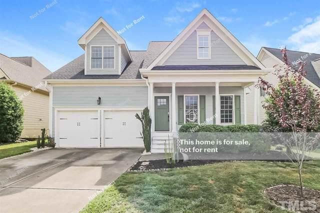 7016 Dayton Ridge Drive, Apex, NC 27539 (#2387678) :: M&J Realty Group