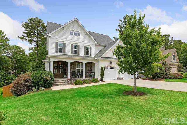 344 Sycamore Creek Drive, Holly Springs, NC 27540 (#2387699) :: Bright Ideas Realty