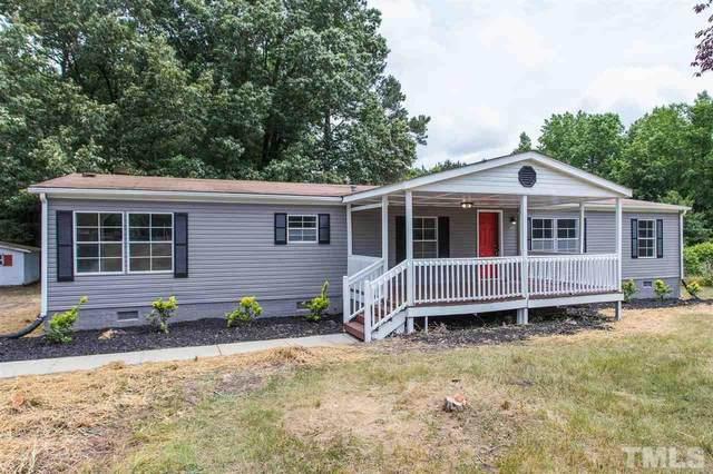 883 George Leonard Road, Louisburg, NC 27549 (#2387708) :: Real Estate By Design