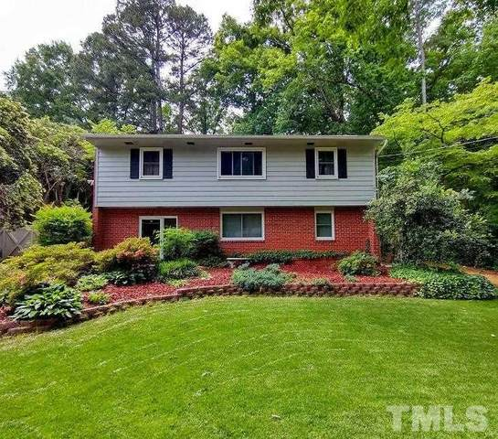 812 Union Street, Cary, NC 27511 (MLS #2387725) :: EXIT Realty Preferred