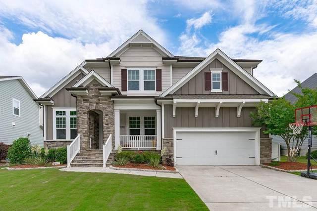 812 Ancient Oaks Drive, Holly Springs, NC 27540 (#2387814) :: Kim Mann Team