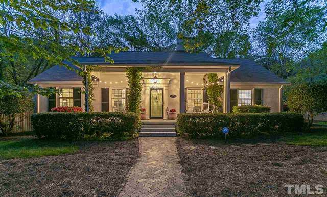2017 Lakeshore Drive, Chapel Hill, NC 27514 (#2387815) :: Realty One Group Greener Side