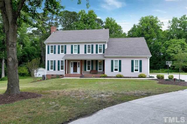 5001 Wheatridge Drive, Fuquay Varina, NC 27526 (#2387836) :: Dogwood Properties
