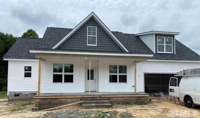 180 Muscadine Way Lot 23, Smithfield, NC 27577 (#2387882) :: Dogwood Properties
