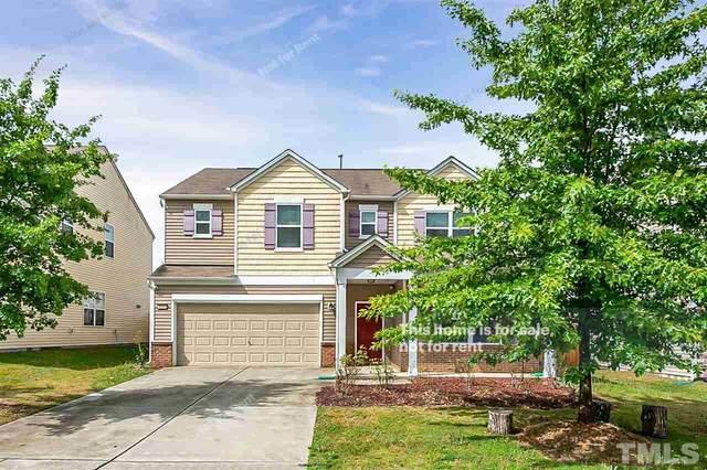 8040 Hartham Park Avenue, Raleigh, NC 27616 (#2387889) :: Dogwood Properties