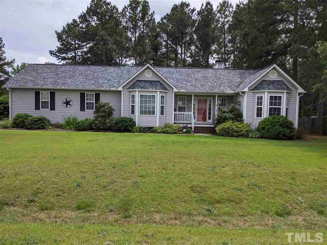 6400 Silver Spring Court, Willow Spring(s), NC 27592 (MLS #2387952) :: The Oceanaire Realty