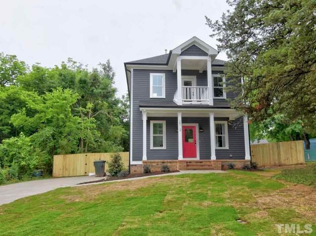 2512 Newbold Street, Raleigh, NC 27603 (#2388005) :: Log Pond Realty