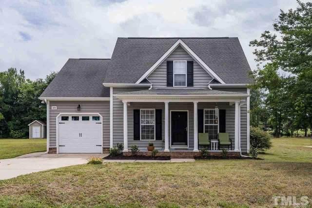 225 Bear Oak Drive, Smithfield, NC 27577 (#2388021) :: Log Pond Realty