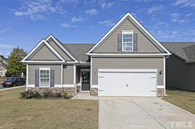 325 Settlers Pointe Drive #63, Pikeville, NC 27863 (#2388052) :: Triangle Top Choice Realty, LLC