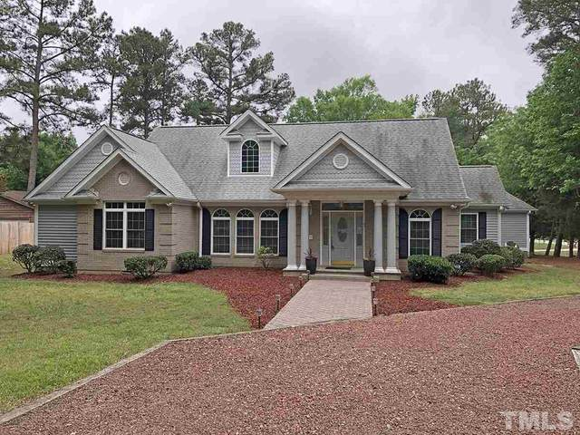619 Holly Ridge Drive, Durham, NC 27712 (#2388073) :: Triangle Just Listed