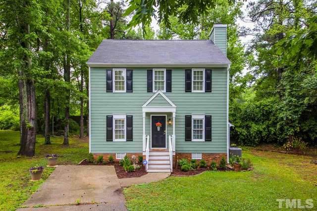 4629 Draper Road, Raleigh, NC 27616 (#2388102) :: Log Pond Realty