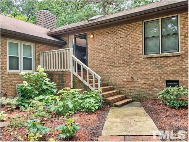 200 Woodcroft Parkway 44B, Durham, NC 27713 (MLS #2388132) :: EXIT Realty Preferred