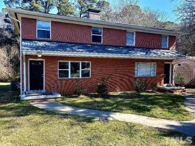 1613 & 1617 Honeysuckle Road, Raleigh, NC 27607 (#2388137) :: The Beth Hines Team