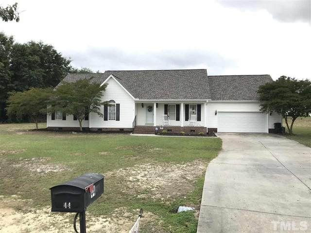 44 Turnbury Court, Dunn, NC 28334 (#2388170) :: The Perry Group