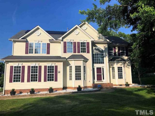 601 Orchard Place, Hillsborough, NC 27278 (#2388186) :: The Results Team, LLC