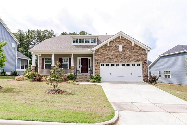8012 Peachtree Town Lane, Knightdale, NC 27545 (#2388196) :: Triangle Top Choice Realty, LLC