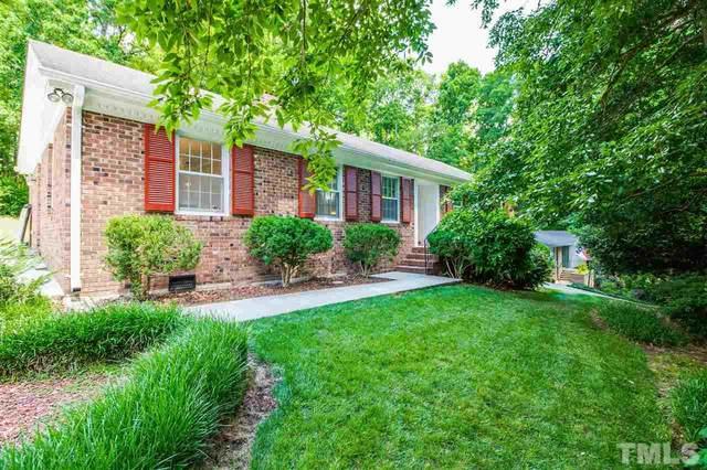 4710 Tanglewood Drive, Raleigh, NC 27612 (#2388275) :: Log Pond Realty