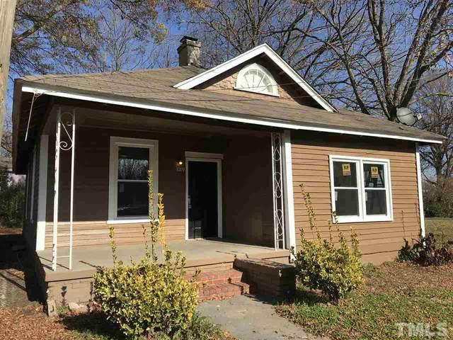 1009 Taylor Street, Durham, NC 27701 (#2388286) :: Dogwood Properties