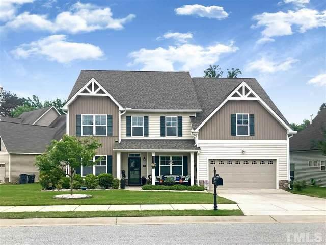 8801 Buffalo Gourd Lane, Angier, NC 27501 (#2388319) :: RE/MAX Real Estate Service