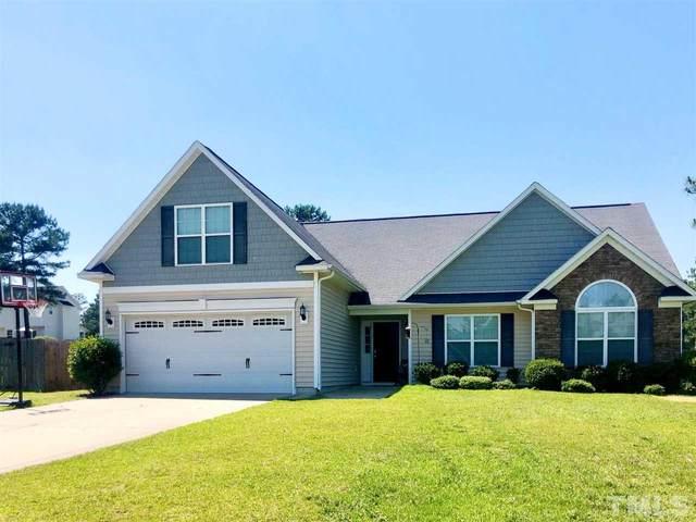 177 Basket Oak Drive, Bunnlevel, NC 28323 (#2388364) :: Realty One Group Greener Side