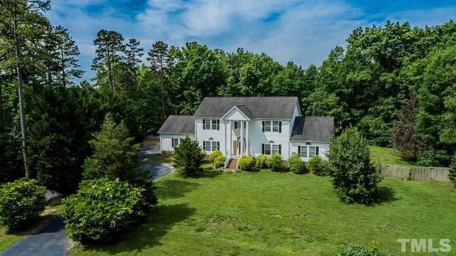 252 Foxcroft Drive, Timberlake, NC 27583 (MLS #2388389) :: The Oceanaire Realty
