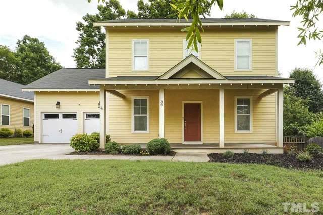36 N Wickham Drive, Pittsboro, NC 27312 (#2388428) :: RE/MAX Real Estate Service