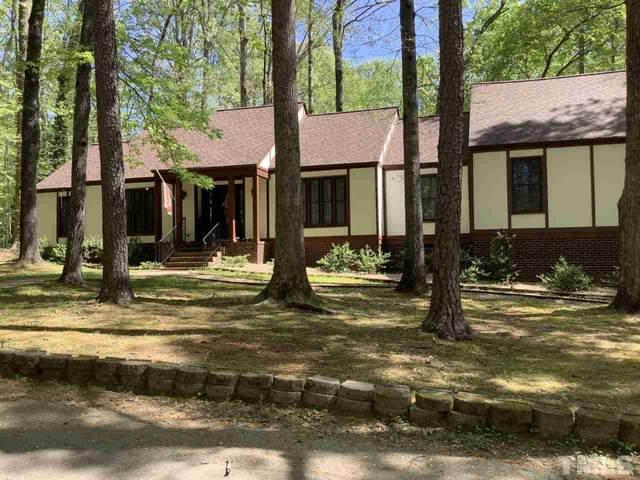 1405 Rock Creek Lane, Cary, NC 27511 (#2388442) :: M&J Realty Group