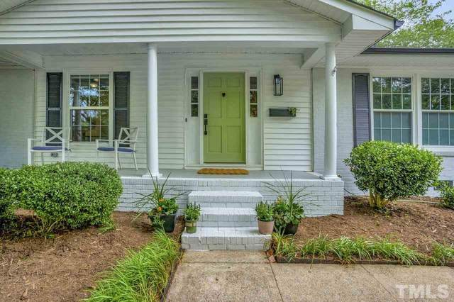 5940 Wintergreen Drive, Raleigh, NC 27609 (#2388445) :: Triangle Just Listed