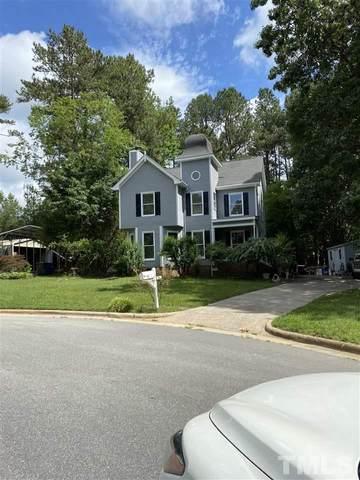 7412 Laketree Drive, Raleigh, NC 27615 (#2388463) :: Log Pond Realty