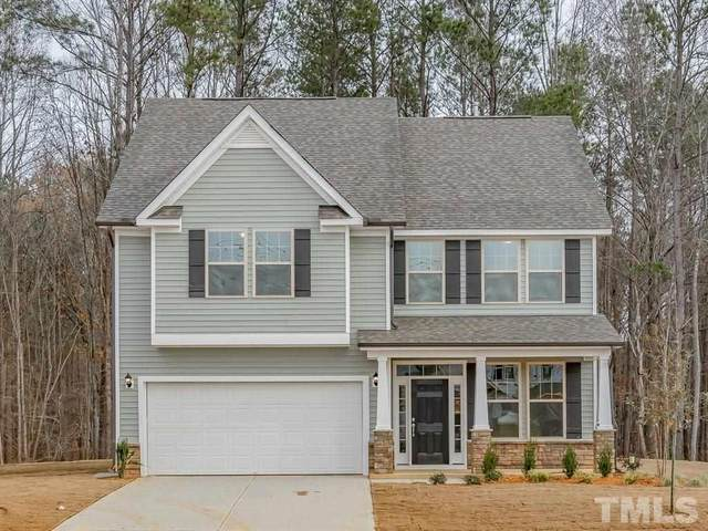 410 Hickory Run Lane Woodlief Lot 37, Franklinton, NC 27525 (#2388468) :: RE/MAX Real Estate Service