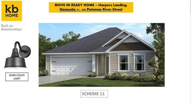 100 Potomac River Street, Garner, NC 27529 (#2388486) :: RE/MAX Real Estate Service