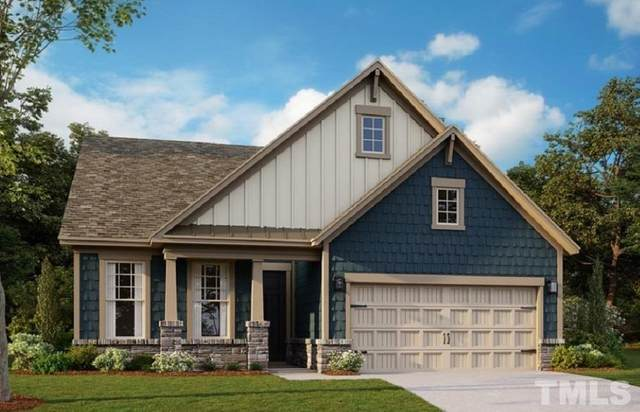 1004 Hillside Falls Drive #127, Wake Forest, NC 27587 (#2388502) :: The Beth Hines Team