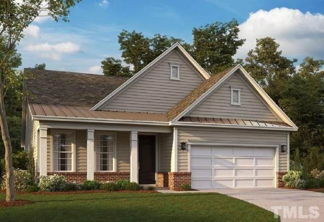 1008 Hillside Falls Drive #126, Wake Forest, NC 27587 (#2388506) :: The Beth Hines Team