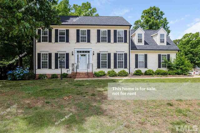 4825 Bivens Drive, Raleigh, NC 27616 (#2388513) :: Triangle Top Choice Realty, LLC