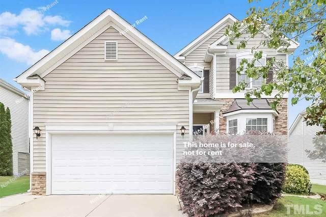 2628 Bloomsberry Ridge Drive, Fuquay Varina, NC 27526 (#2388517) :: M&J Realty Group