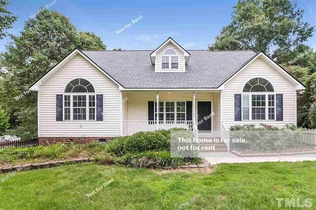 4100 Cornwallis Road, Garner, NC 27529 (#2388520) :: Saye Triangle Realty