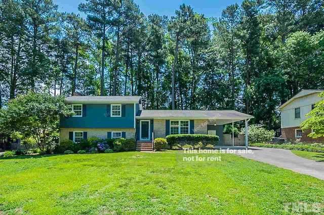 1223 Sturdivant Drive, Cary, NC 27511 (#2388531) :: M&J Realty Group