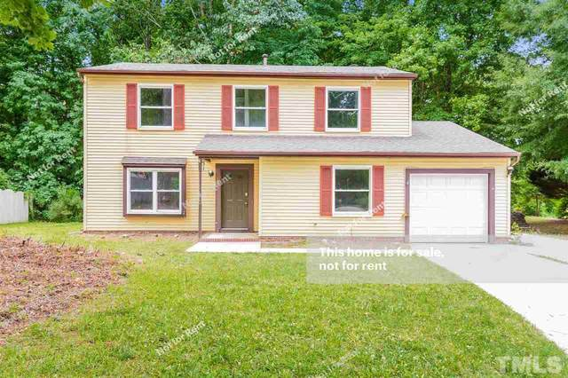 103 W Charing Cross, Cary, NC 27513 (#2388546) :: RE/MAX Real Estate Service