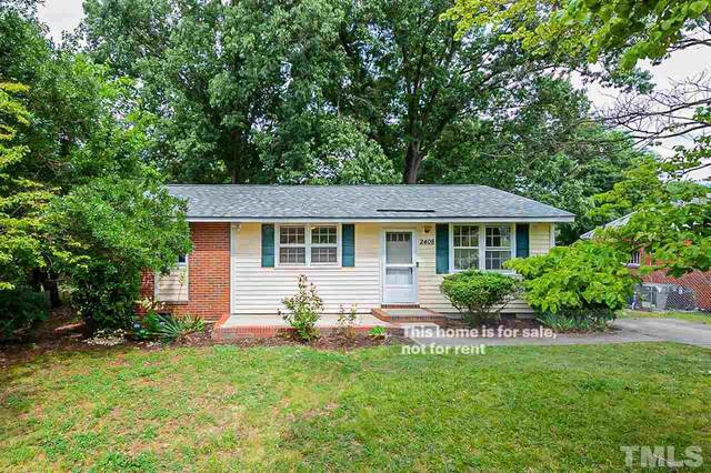 2408 Fitzgerald Drive, Raleigh, NC 27610 (MLS #2388547) :: EXIT Realty Preferred