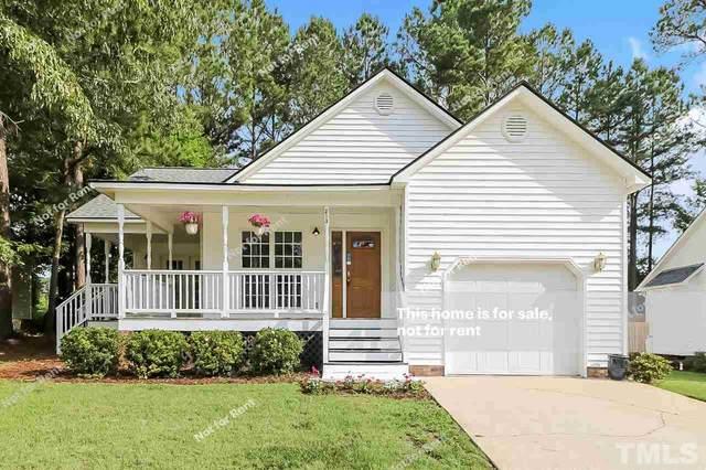 213 Trestlewood Lane, Clayton, NC 27520 (#2388556) :: The Beth Hines Team
