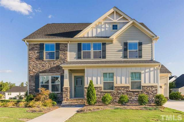 205 Ashland Hill Drive, Holly Springs, NC 27540 (#2388563) :: The Perry Group