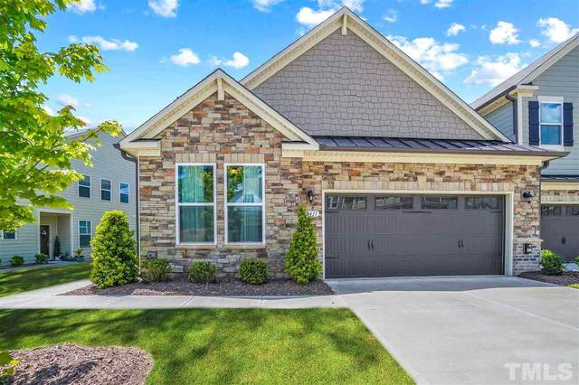 3411 Antler View Drive, Apex, NC 27502 (MLS #2388599) :: On Point Realty