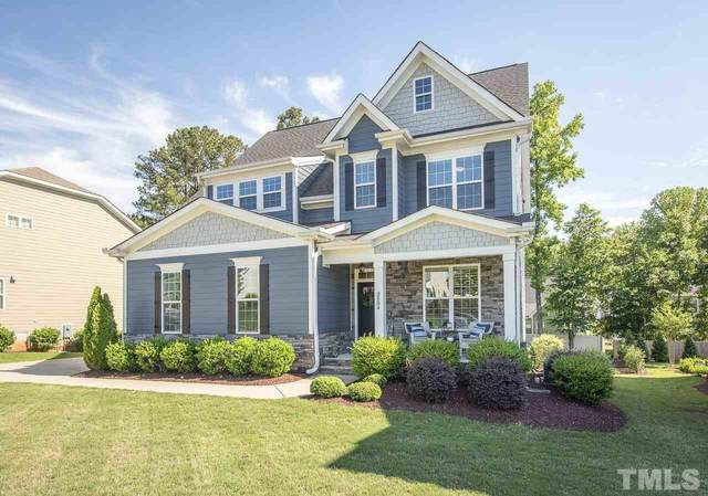 2804 Mills Lake Wynd, Holly Springs, NC 27540 (#2388607) :: The Perry Group