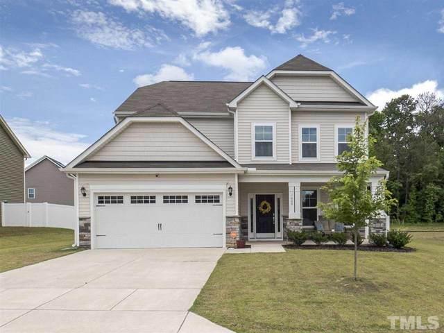 1609 Stone Wealth Drive, Knightdale, NC 27545 (#2388636) :: Dogwood Properties