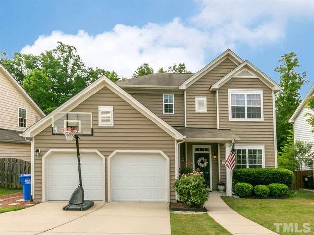 690 Shefford Town Drive, Rolesville, NC 27571 (#2388648) :: Log Pond Realty