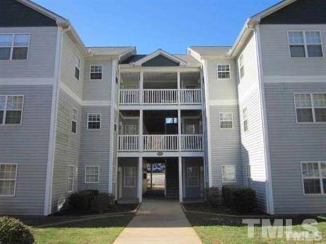 2020 University Woods Road #302, Raleigh, NC 27603 (MLS #2388652) :: EXIT Realty Preferred