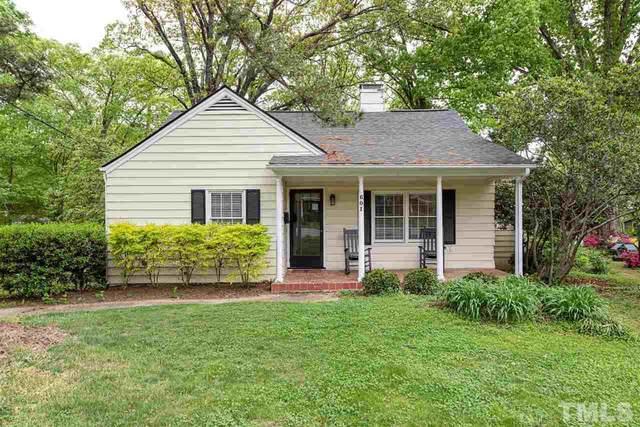 601 Dixie Trail, Raleigh, NC 27607 (#2388661) :: Dogwood Properties