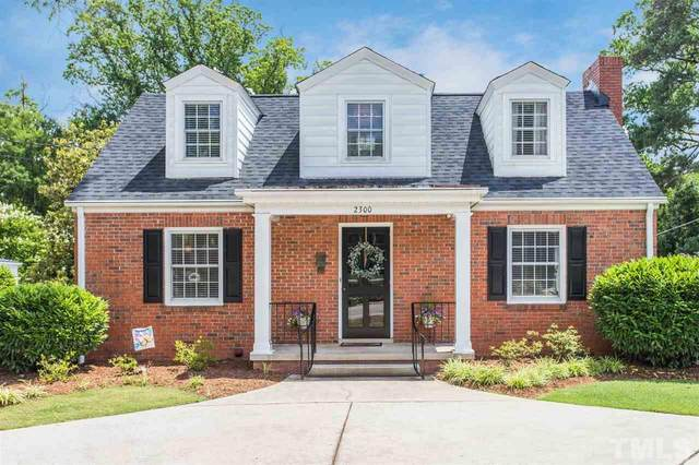 2300 Anderson Drive, Raleigh, NC 27608 (#2388686) :: Marti Hampton Team brokered by eXp Realty